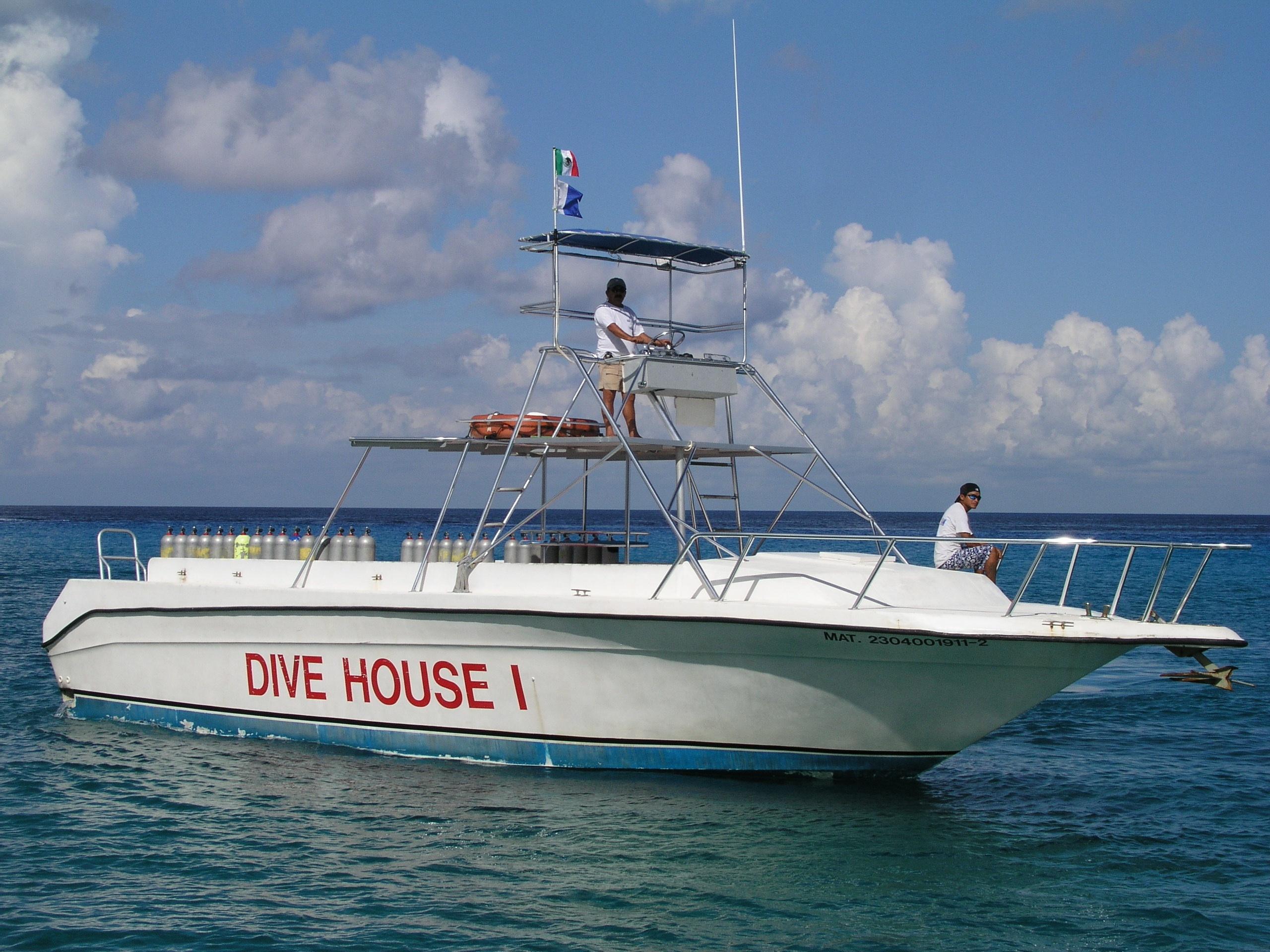 Dive House I